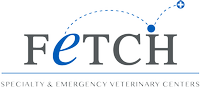 Fetch Specialty & Cancer Veterinary Centers Logo