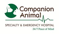 Companion Animal Specialty & Emergency Hospital Logo